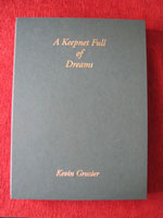 A Keepnet Full of Dreams - Deluxe Leather Bound - for UK customers